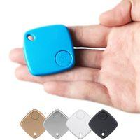 Mini Smart Finder Wireless Bluetooth Tracker attività Anti-perso Key Tag Aralm Lost Reminder Pet Bag Portafoglio Locator PK Nut Mini 3 5pcs
