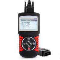 KONNWEI KW820 EOBD OBD2 OBDII Leitor de Código de Erros Automotivos Scanner de Falhas Automáticas Detectar Ferramenta de Verificação de Diagnóstico