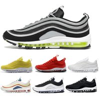 Chaussures de course jaunes à raisins rouge SW noir blanc noir Core Japan Metalic Gold South Beach Triple blanc chaussures de sport invaincues-blanches