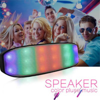 Wireless Bluetooth Outdoor Stereo LED Colorful Light Usb Por...