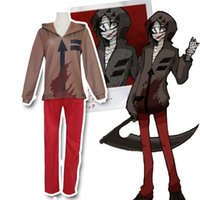 Anime Angels of Death cosplay Isaac Foster Costume Halloween...