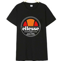 Fashion ELLESSE Short Sleeve T Shirts Mens SummerLarge Size ...