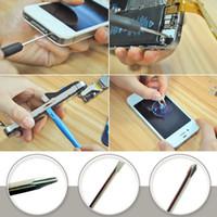 11 في 1 مفك مجموعة أدوات إصلاح الهاتف الخليوي أدوات مجموعة أدوات ل iPhone سامسونج سوني موتورولا LG بلاك بيري نوكيا هواوي