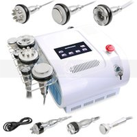 Hot 6in 1 cavitation vacuum rf machine radio frequency cold ...