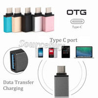 USB 3. 0 Adapter Type- C OTG Adapter Data Cable Converter For ...