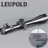 LEUPOLD M3 3.5-10x50 Red Green Dot Sight Тактические Открытый Охота Оптика Scope Illuminated красный и зеленый MilDot со стороны колеса Riflescope