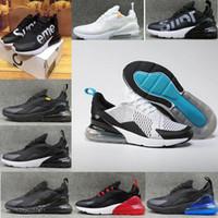 sports shoes 4d0c8 bdcb3 nike air max Buena calidad 2019 Nuevos zapatos para correr 270s 270  zapatillas de deporte blanco