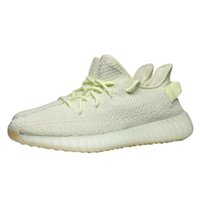 2018 New Butter Sply 350 V2 Breds Semi Frozen Yellow Blue Ti...