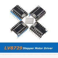 3D 프린터 보드에 128 Mircostep와 4pcs 울트라 사일런트 LV8729 스테퍼 모터 드라이버