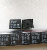 10 قطعة / الوحدة BS-115C 12VDC T73-1C التقوية المستخدمة ولكن في حالة عمل جيدة