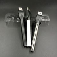 Recarregável 510 Linha Vape Bateria 350 mah Para o Óleo Grosso Vaperizer Buttonless Bateria Com Carregador USB