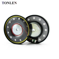 TONLEN 2PCS 40mm Headset Earphone Headphone Speaker 0. 1W 32 ...