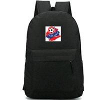 حقيبة ظهر من هيفاء Hapoel FC daypack سامي عوفر ملعب كرة قدم نادي مدرسي شارة كرة قدم حقيبة رياضية حقيبة مدرسية في الهواء الطلق حزمة يوم