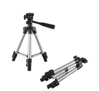 야외 낚시 램프 브래킷 범용 휴대용 카메라 액세서리 텔레스코픽 미니 가벼운 삼각대 스탠드 도매 개최 2508018