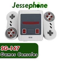 16 Bit Retro Mini Video Game Console Family Handheld Console...