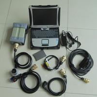 MB Star C3 Multiplexer Ferramenta de diagnóstico com CF-19 Laptop Touch Screen Toughbook 120 GB SSD Super Speed ou 160GB HDD Pro