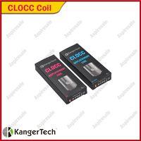Authentische Kanger CLOCC Spule Kopf 0,15 Ohm 0,5 Ohm 1,0 Ohm 1,5 Ohm SS316L Ersatzspule für Kangertech EVOD PRO Cupti Kit