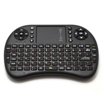 500RF Russian language Mini Wireless Keyboard Mouse Combo 2.4GHz Remote Control Touchpad For Android TV BOX Notebook Tablet PC