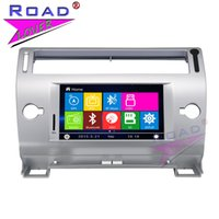 TOPNAVI Wince 6. 0 7Inch Double Din Car Multimedia DVD Auto P...