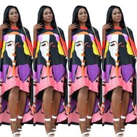 Dashiki Dress Autumn Long Sleeve Vintage Traditional African...