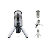 Meteor Mic Studio Kayıt Kondenser Mikrofon Katlama Bacak USB Kablo Ile Bilgisayar İçin Taşıma Çantası