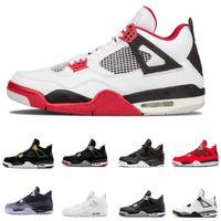 check out ee304 45da8 4 4s Kaws Travis Scotts Cactus Jack Raptors Basketball-Schuhe für Herren  Eminem Denim Pure