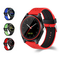 Bluetooth Smart Watch V9 With Camera SIM Intelligent watch c...