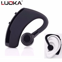 Handsfree Business Bluetooth Headphone With Mic Voice Contro...