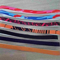 Colorful Trend Head Band Movement Running Antiperspirant Bel...