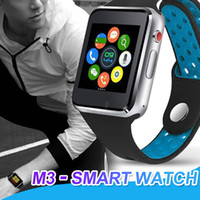 M3 Smart Wrist Watch Smartwatch Phone With 1. 54 inch LCD OGS...