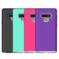For Samsung Galaxy Note 9 Case 2in1 Anti- skid Armor Hard PC ...