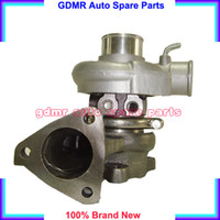 Turbocompresseur TD04 turbo chargeur 49177 01512 49177-01512 turbo pour mitsubishi Pajero II L200 L300 Shogun 4D56 4D56T moteur 2.5L