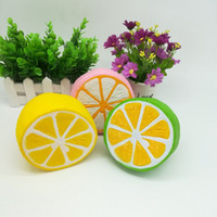 Wholesale Squishy Lemon Slow Rising Soft Collection Decor He...