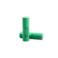 Bateria de dreno alta para cigarro elétrico INR18650-25R 2500 mah li-ion bateria 20A descarga contínua para Samsung marca