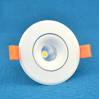Anti- dazzle LED COB Downlight 7W 12W 15W ceiling light For H...
