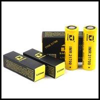 Autêntico Listman IMR 20700 21700 3400 mAh 3800 mAh 40A 60A 3.7 V Alta Dreno Bateria Recarregável Para Original 510 Caixa De Rosca Mod 100% Genuine