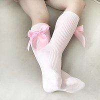 Socken & Strumpfhosen Baby Bein Wärmer Neugeborene Infantile Kleinkinder Knie Hohe Socken Durchlässigkeit Weiche Baby Sockes Baby 0-3 T