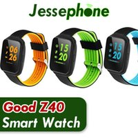 New Torntisc Z40 Bluetooth Smart Watch Blood Pressure Monito...