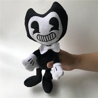 30cm Bendy Plush Toys Game Bendy Plush Dolls Kids Peluche Ca...