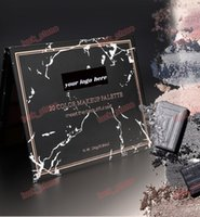private label eye shadow 20 color mix shimmer matte color Ma...