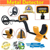 Professional MD6250 Underground Metal Detector High Performa...