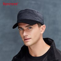 6ed8cad5482 Kenmont Cotton Padded Warm Black Tongue Hat Old Man Winter Army Hat Outdoor  Sports