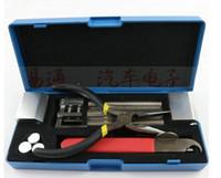 Outil de démontage de serrure professionnel 12 en 1 HUK, spécial pour l'ouverture et la fixation de la voiture. Kit d'outils de serrurier.