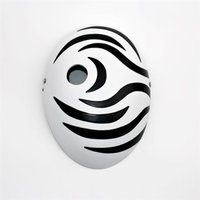 New Japan Naruto Cartoons Mask Tobi Obito Naruto Akatsuki Ni...