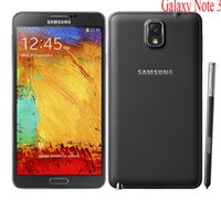 N9005 Original Refurbished Samsung Galaxy Note 3 Mobile Phon...