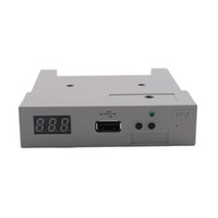 """Freeshipping Professional DC 5V 3.5 """"1000 Unità disco floppy USB Emulatore esterno Simulazione Novità 1.44MB Tastiera Roland con driver CD"""