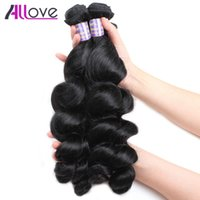 Loose Wave Peruvian Hair Indian Virgin Hair Bundles Cheap 8A...