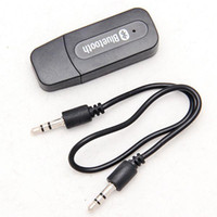 USB 3. 5mm Wireless Bluetooth Music Audio Car Handsfree Recei...