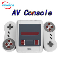 20PCS Wholesale TV Mini Handheld Game Consoles 16Bit AV Outp...