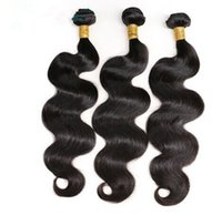 3 Bundles Body Wave Peruvian Hair Extensions Natural Color H...